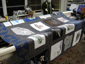 Tee Shirt Quilts By Wazoo